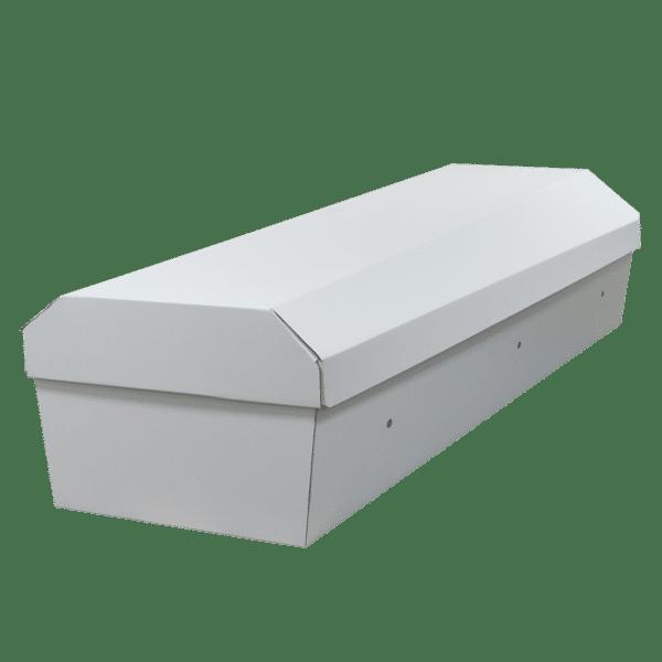uitvaartkist fairwell wit large